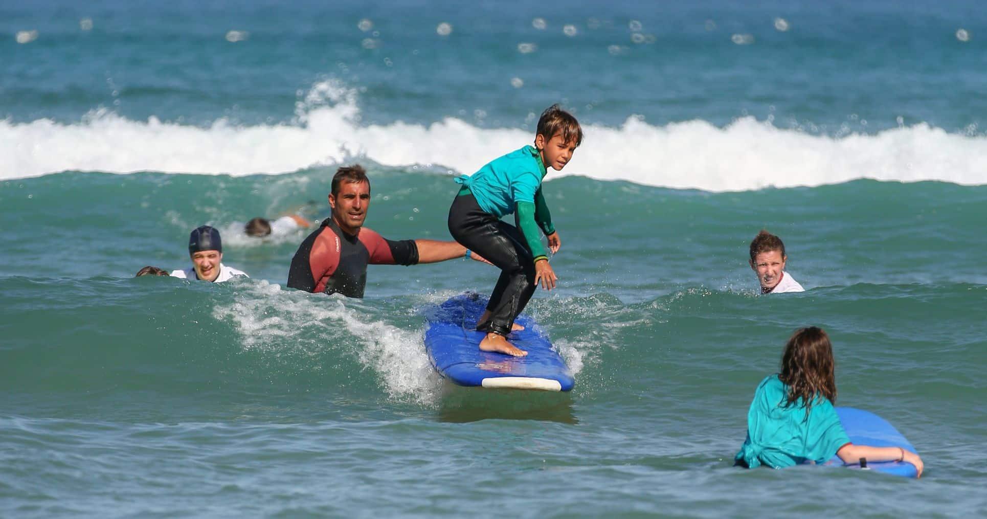 Ecole de Surf Bidart et Biarritz